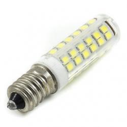 Lampadina E14 76 LED SMD 2835 Bianchi Freddi 5 W