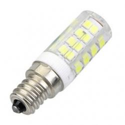 Lampadina E14 51 LED SMD 2835 Bianchi Freddi 3,3 W