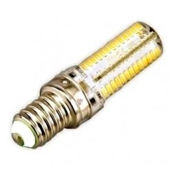 Lampadina E14 112 LED SMD 3014 Bianchi Freddi 5 W