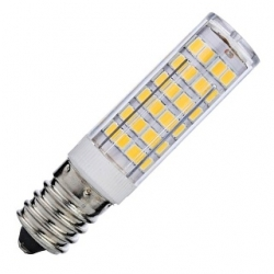 Lampadina E14 76 LED SMD 2835 Bianchi Naturali 5 W