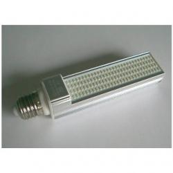 Lampada E27 a 120 LED SMD 1210 Bianchi Caldi 13 W