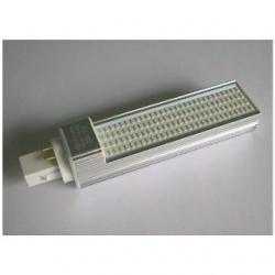 Lampada G24 PLC 4 PIN a 120 LED SMD 1210 13 W Bianchi Naturali