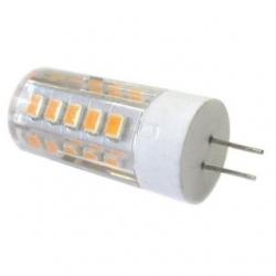 Lampadina G4 a 33 LED SMD 2835 Bianchi Caldi 3 W