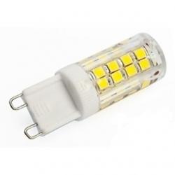 Lampadina G9 a 51 LED SMD 2835 4 W Bianco Freddo