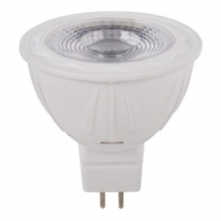 Lampadina LED COB MR16 GU5.3 7 W Bianco Caldo