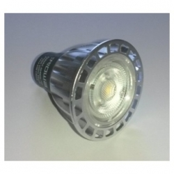 Lampadina LED COB MR16 GU10 7 W Bianco Caldo