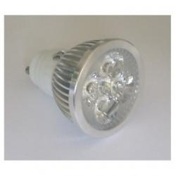 Lampadina LED MR16 GU10 4x1 W Bianchi Naturali