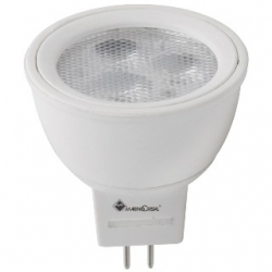 Lampadina dicroica 3 LED STD MR11 GU4 3 W Bianchi Caldi - 21267