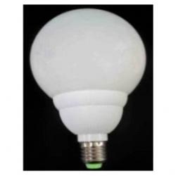 Lampadina E27 palla 24 W Bianco Caldo