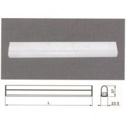 Luce a LED 4W per sottopensili Bianco Caldo - PROLED4K3K