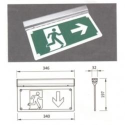 Luce d'emergenza a LED - VEGA