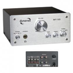 Mini amplificatore Hi-Fi MT-50 Dynavox argento