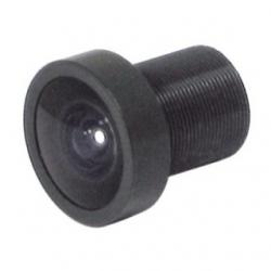 """Obiettivo 1/3"""" per mini camera 3,6 mm. 92°"""
