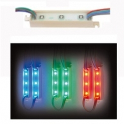 Modulo 3 LED SMD RGB IP 65