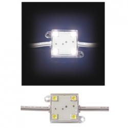 Modulo 4 LED SMD Bianco Freddo