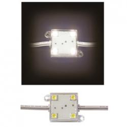 Modulo 4 LED Bianco Caldo