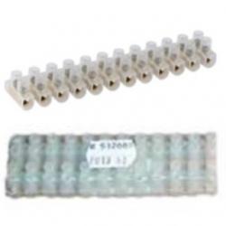 Morsettiera 12 poli passo 14.0 mm.