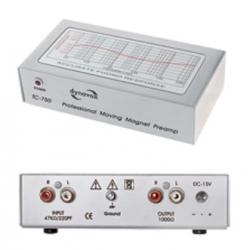 Preamplificatore Phono TC-750 argento