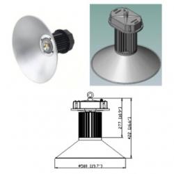 Riflettore industriale a LED di potenza 100 W Bianco Freddo