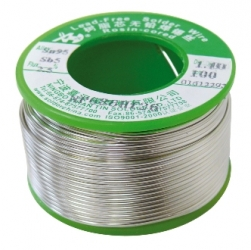 Stagno senza pimbo diametro 1 mm. 100 gr.