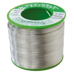 Stagno senza pimbo diametro 1 mm. 500 gr.