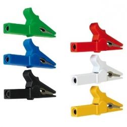Set coccodrilli vari colori 6 pezzi