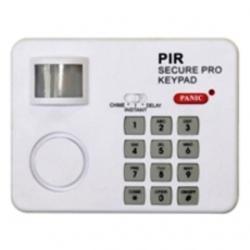 Sistema d'allarme PIR con codice di sicurezza