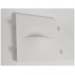 Supporto in gesso da parete a scomparsa per lampade LED - MW 8502