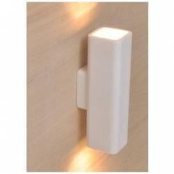 Supporto in gesso a parete da esterno muro per lampade LED - MW 8443