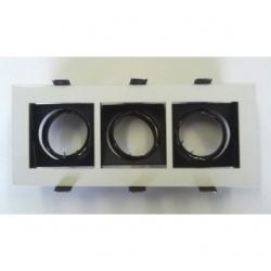 Supporto per lampadine LED MR16 VENEZIA BIANCO/3